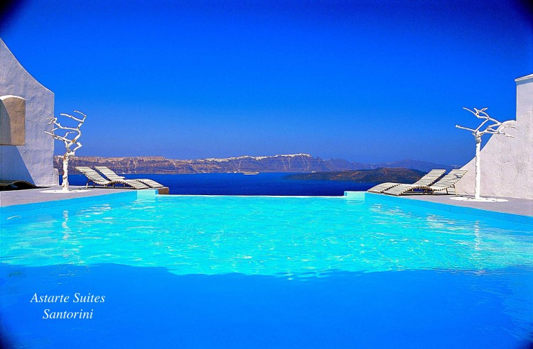 Astarte Suites Hotel in Santorini, Greece   Astarte Suites Hotel Infinity Pool32